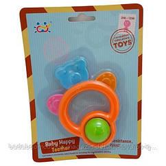 """Прорезыватель для зубов Huile Toys """"Медвежонок"""" (919-1)"""