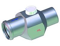 HL4/7 Обратный канализационный клапан DN75