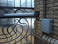 Привод для распашных ворот TO 5016/Р (NICE)