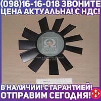 ⭐⭐⭐⭐⭐ Вентилятор системы охлаждения ГАЗ 3302,2217 (11 лопастей, двигатель ЗМЗ 405) производство  Украина  2752-1308011