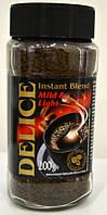 Растворимый кофе Delice 200г, фото 1
