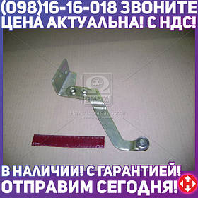 ⭐⭐⭐⭐⭐ Ролик двери с двигатель ГАЗ 2705,3221,2217 нижний с рычагом и кронштейн (производство  ГАЗ)  2705-6426250