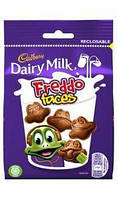 Cadbury Dairy MilkFreddo faces