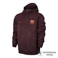 0af0dbb14b8 Куртка Nike FC Barcelona Windrunner Jacket (883507-685)