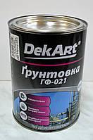 Грунтовка алкидная ГФ-021 DEKART 0,9 кг