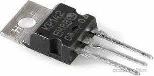 КР142ЕН8В (7815) (15,0V &1,5A) TO-220  позитивний стабілізатор напруги