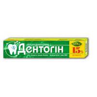 Зубная паста ДЕНТОГИН на основе аюрведических трав