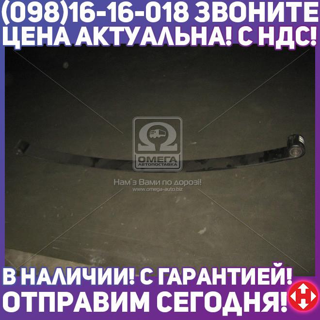 ⭐⭐⭐⭐⭐ Лист рессоры №1 передний ГАЗ 3302,2705 (ГАЗЕЛЬ-БИЗНЕС) с шарн-ми L1500 мм (производство  ГАЗ)  3302-2902100-11