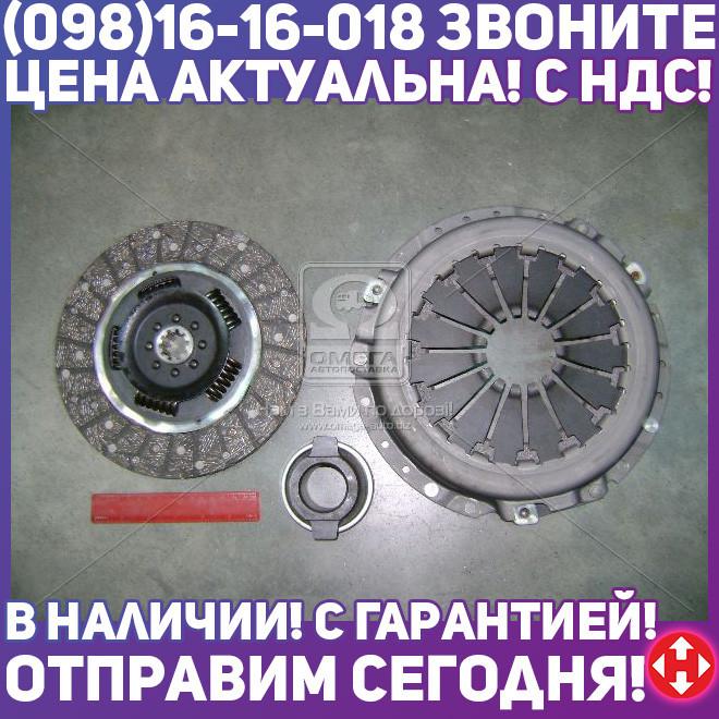 ⭐⭐⭐⭐⭐ Сцепление ГАЗ 406 комплект (диск нажимной+ведомый+подшник) (производство  ГАЗ)  3302-1601620