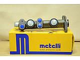 Цилиндр тормозной главный гтц 2101,2102,2103,2104,2105,2106,2107 Metelli 05-0009, фото 7