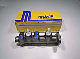 Цилиндр тормозной главный гтц 2101,2102,2103,2104,2105,2106,2107 Metelli 05-0009, фото 4