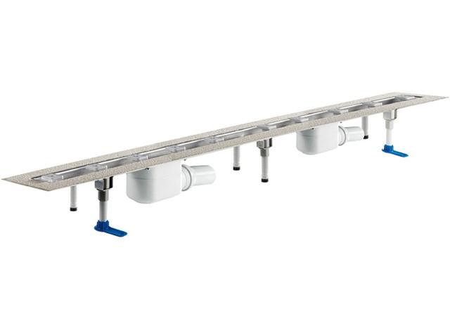 HL50F.0/200 Душевой лоток для линейного отведения воды