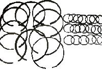 Кольцо компресионное ЯАЗ-204