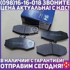 ⭐⭐⭐⭐⭐ Колодки тормозные дисковые Зил 5301 Бычок (производство  Dafmi)  D531SM