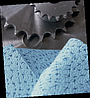 Салфетки протирочные TEMCA Profix Poly-Wipe Plus, 40х36см, 35 листов, фото 2