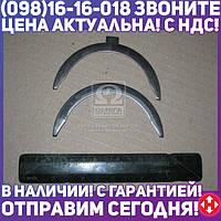 ⭐⭐⭐⭐⭐ Полукольцо подшипника упорного ЗИЛ вала коленчатого (1 верхний +1 нижний )  130-1005186/87