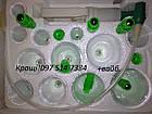 Масажні вакуумні банки з магнітами 12 шт Массажные вакуумные банки 12 шт с магнитами, фото 2
