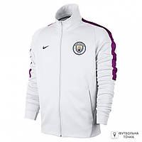 Олимпийка Nike Manchester City FC Football Jacket (868926-100)