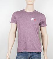 """Мужская футболка """"Вискоза"""" Nike 1901 бордо, фото 1"""