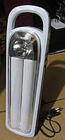 Светодиодный аккумуляторный фонарь GY-6820C(ручной, настольный), фото 1