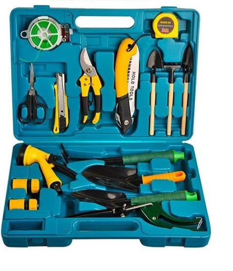 Садовий інструмент (набір інструментів 16 предметів) - ручний інструмент