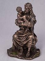 """Статуэтка """"Иисус с ребенком"""" (16 см)"""