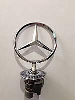 Эмблема,значек капота Mercedes-Benz,Мерседес-Бенц Оригинал