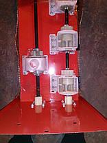 Сеялка мотоблочная точного высева 2BJF-6 (6-рядная, бункер для удобрений, крышка), фото 3