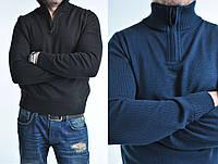Красивые мужские свитера со змейкой на горловине, фото 1