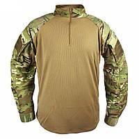 Рубашка тактическая UBACS MTP (мультикам), S95, ВС Британии, Б/У, фото 1