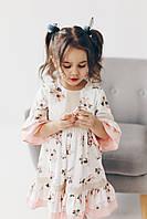 Літнє дитяче плаття для дівчинки