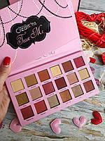 Палетка теней для век Beauty Creations Tease Me, 18 цветов, фото 1