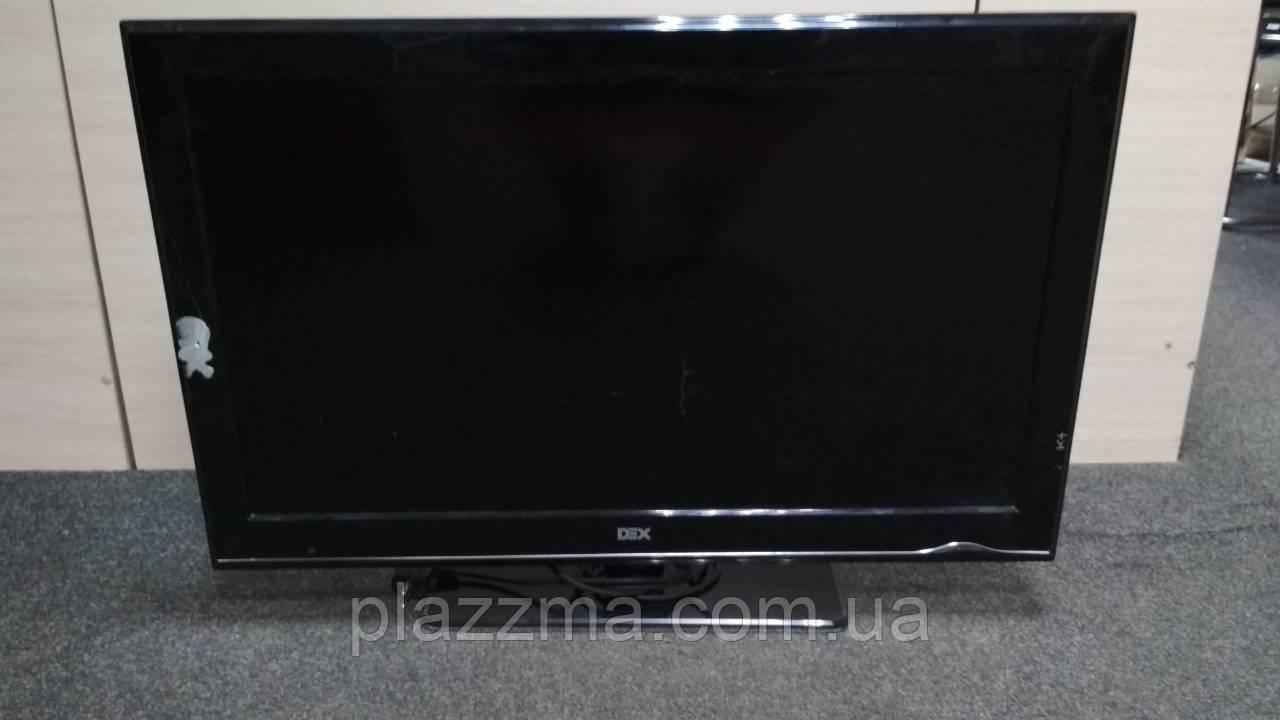 Телевизор Dex LE-3270 на запчасти или восстановление