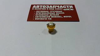 Патрон щитка приборов 24В диод желтый