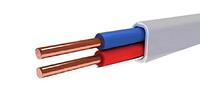 Электрический провод (кабель) монолит 2х1.0мм Польша