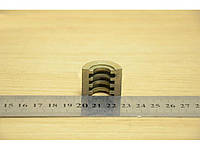 Гребенка регулировкики сидения Ваз 2101  2103 2104 2105 2106 2107 приварная усиленная гальваника ремвставка