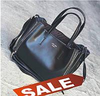Сумка , клатч  натуральная кожа  Селин , кожаные сумки большие