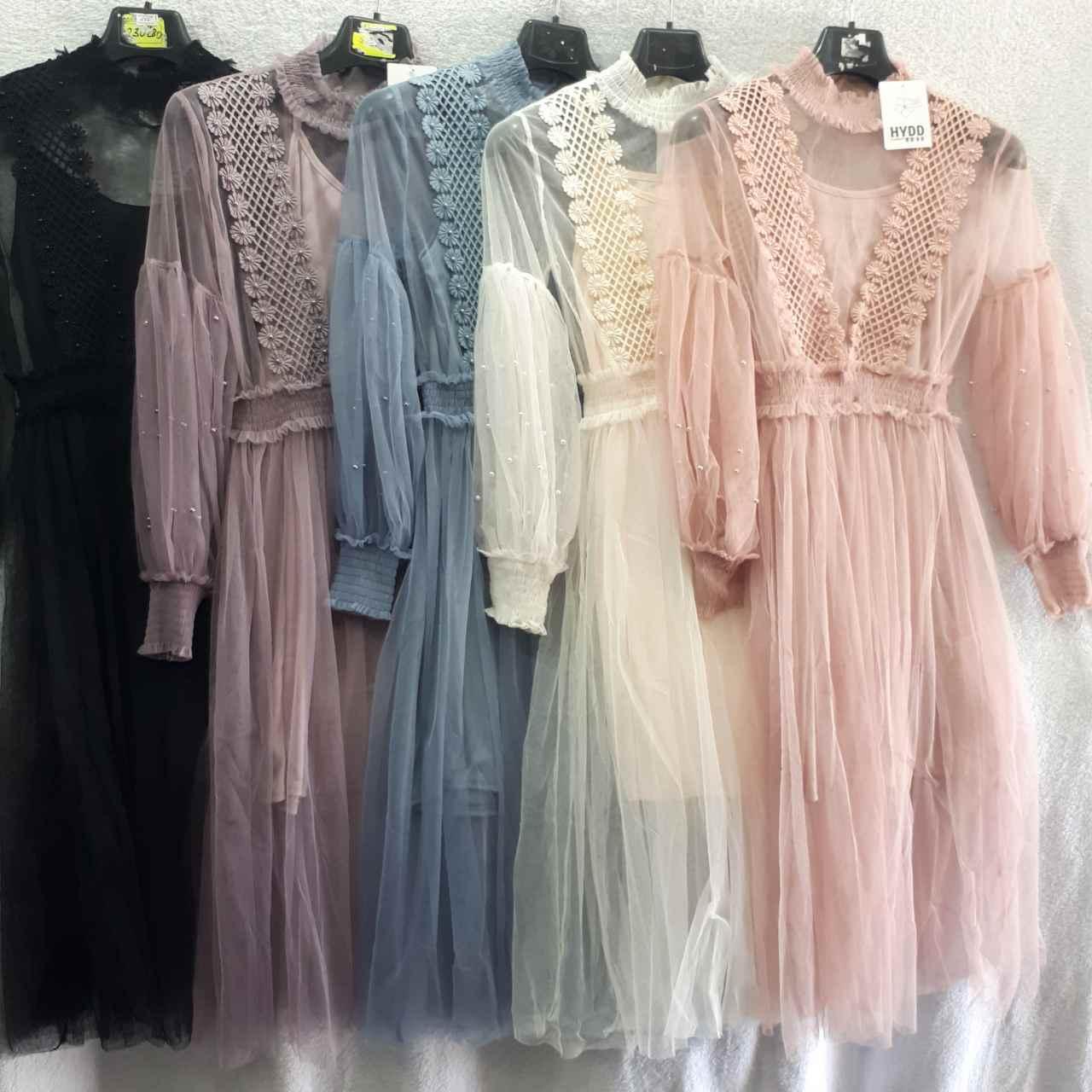 Платье женское Сеточка. Фабричный Китай, размер универсальный, хорошее качество