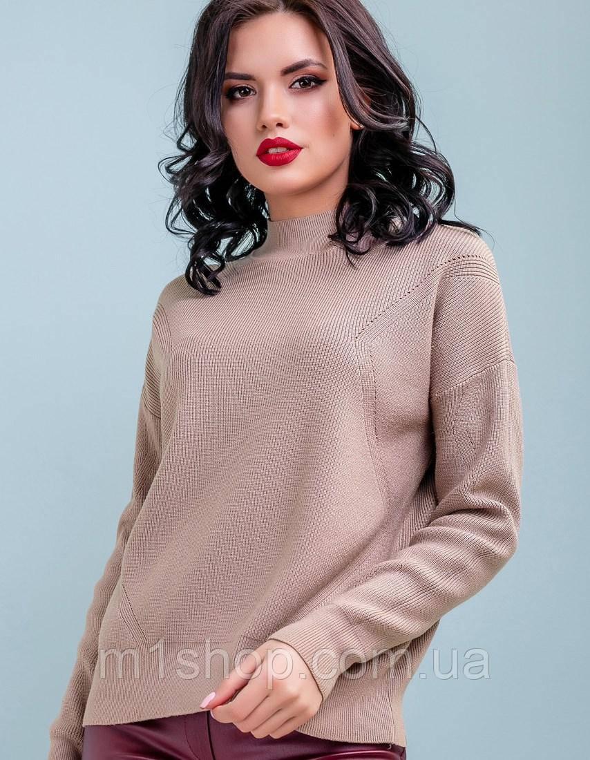 Женский прямой свитер (3255 svt)