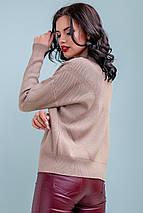 Женский прямой свитер (3255 svt), фото 2