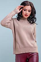 Женский прямой свитер (3255 svt), фото 3