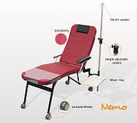 Стаціонарне донорське крісло NEMO