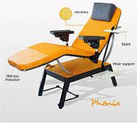 Стаціонарне донорське крісло PHÖNIX