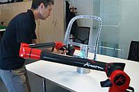 Разработчик компонентов и механизмов для офисных кресел, компания IMARC, успешно внедрила измерительную руку Kreon в своем инженерно-конструкторском отделе