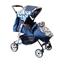 Прогулочная коляска Baby Car 13/Flower