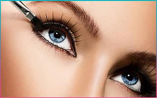 Как зрительно увеличить глаза?