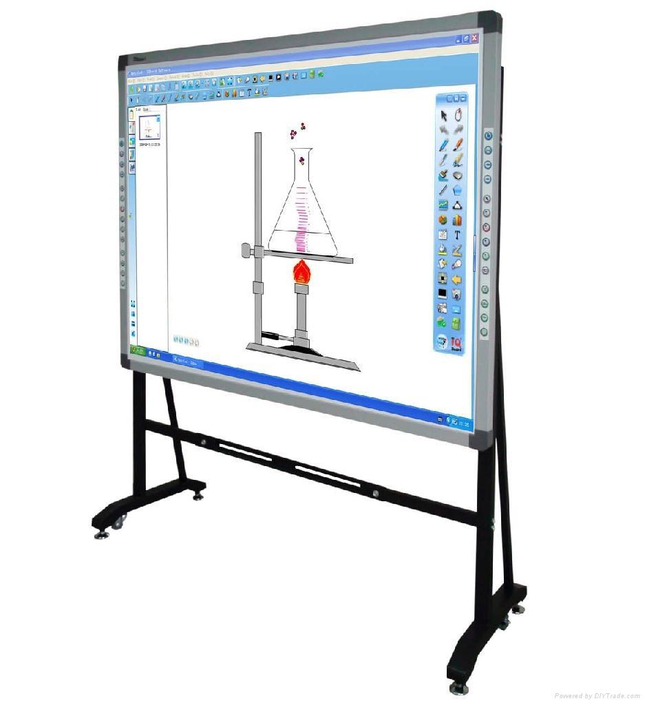 Интерактивная доска IQboard ir r080, настенная