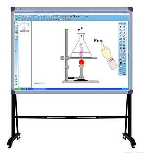 Интерактивная доска IQboard ir r080, настенная, фото 2