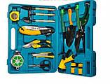 Садовий інструмент (набір інструментів 16 предметів) - ручний інструмент, фото 2