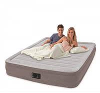 Надувной матрас-кровать intex 67770 со встроенным насосом Intex 67770